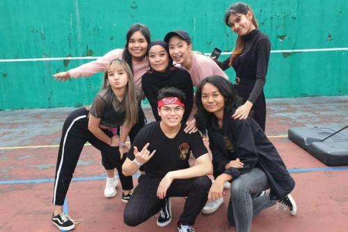 Malaya Wales Dance Club